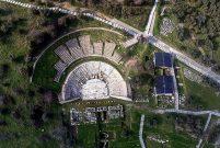 İzmir'de 2 bin yıllık oda mezarlar bulundu