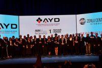 AYD, AVM'lerdeki markaları ödüllendirdi