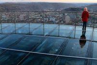 Çankırı cam seyir terası heyecan ve eşsiz manzara sunuyor
