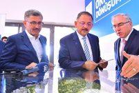 Üsküdar Belediyesi Çamlıca örnek dönüşümde imzaları atıyor