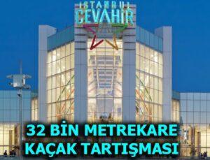 Cevahir AVM'nin yetkilileri ifadeye çağrıldı