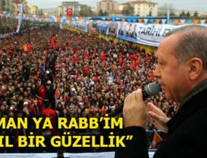 Cumhurbaşkanı Erdoğan Uşak'ta TOKİ çalışmalarını inceledi