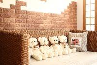 Dekorawall ile çocuk odalarında sağlıklı dekorasyon