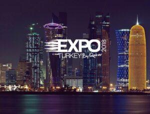 2. Expo Turkey By Qatar kapılarını açtı