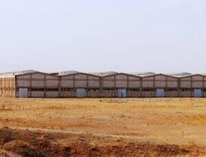Türk Kızılayı atıl fabrikada afet konutları üretecek
