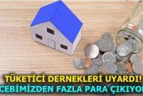 Ev alacak vatandaşa fatura uyarısı