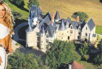 Fransa Noyant'taki şatonun gecelik kirası 32 bin Euro!