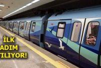 Gebze-Darıca Metro Hattı 1 Şubat'ta ihaleye çıkıyor