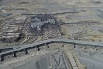 İstanbul Yeni Havalimanı'nın ilk etabı tamamlanıyor