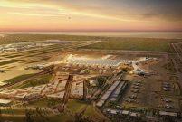3. Havalimanı 11 rekor ile dünyanın en büyüğü olacak