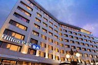 Eski Hilton Parksa binasında neler oluyor?