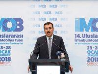 Bakan Tüfenkci: Mobilya sektörü desteklenmeli