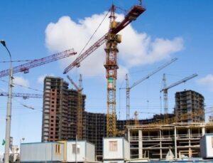 Devreden 167 milyar TL KDV'nin 43 milyarı inşaat sektörünün