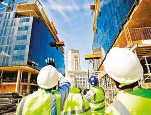 Hükümet inşaat sektörüne çekidüzen getiriyor