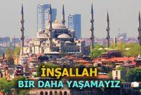 İstanbul'un planlı alanlar yönetmeliğine bir revizyondan daha