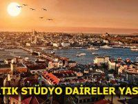 İstanbul'un imar yönetmeliğinde flaş değişiklik