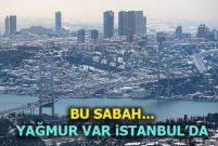 İstanbul'da kar ve sulu kar bekleniyor
