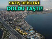 Emlak Konut Kanal İstanbul güzergahında 75 ön satış yaptı