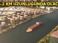 Kanal İstanbul'un tüm ayrıntıları tek tek belirlendi