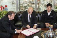 Kanal Riva projesinde imzalar atıldı