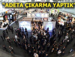 112 Türk şirketi Katar'a çıkarma yaptı
