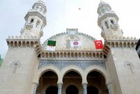 Keçiova Camii'nin restorasyonu Türkiye'nin yüz akı