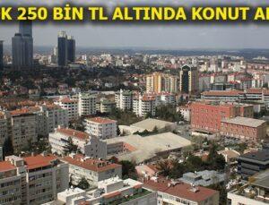 2017'de konutta en çok aranan 5 ilçe İstanbul ve Ankara'dan