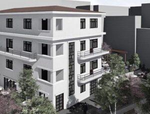 Ankara'da Mülkiye Kültür Merkezi yeniden inşa edilecek