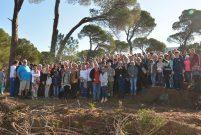 Limak Hatıra Ormanı'na 10 yıl içinde 100 bin ağaç dikecek