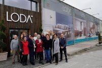 Loda Mobilya'nın Bulgaristan mağazası büyük ilgi gördü