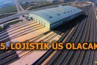 TCDD Kayseri Kocasinan'da lojistik merkez kuruyor