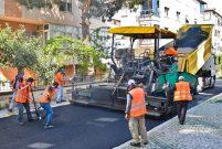 Maltepe'de 4 yılda 170 kilometre yol asfaltlandı