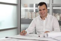 Katar'a çıkartma yapan tek mimarlık firması Dome Partners