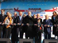 Erkan Güral'dan Cumhurbaşkanı Erdoğan'a yeni fabrika sözü