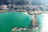 Rize'deki yat limanı projesi suya gömüldü