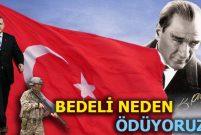 Türkiye, Irak ve Suriye'den savaş tazminatı almalı