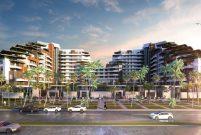 Sunis Blue Residence Antalya Konyaaltı'nda yükseliyor
