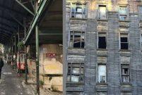 Taksim ve Beşiktaş'taki metruk binalar tehlike saçıyor