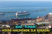 Trabzon Limanı borsada işlem görmeye başladı