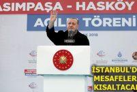 Kasımpaşa-Hasköy Tüneli hizmete açıldı