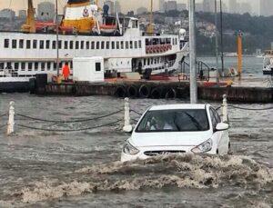 Üsküdar'da deniz ile kara artık birleşmeyecek