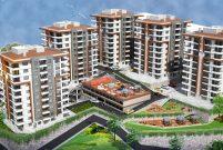 Usta Kent'te daire fiyatları 360 bin TL'den başlıyor