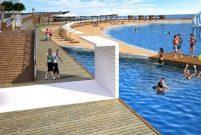 Vakfıkebir plaj projesi hayata geçiyor