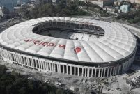 Vodafone Park Stadı 407 milyon TL'ye inşa edildi
