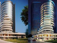 Ataşehir'de LEED Gold sertifikalı yeni bir iş merkezi: WBC