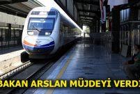 Gebze-Halkalı yüksek hızlı tren hattı yıl sonu açılıyor