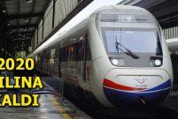 İzmir-Ankara YHT projesi hattı bir yıl daha ertelendi