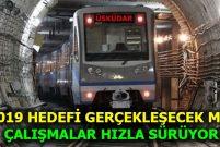 İstanbul bu sene 5 yeni metro hattına kavuşuyor