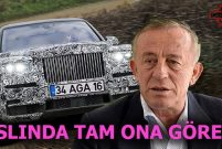 Ali Ağaoğlu Rolls-Royce Cullinan alır mı acaba?