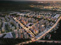 Sur Yapı Antalya projesinin yeni etabı Turkuaz'ı satışa sundu